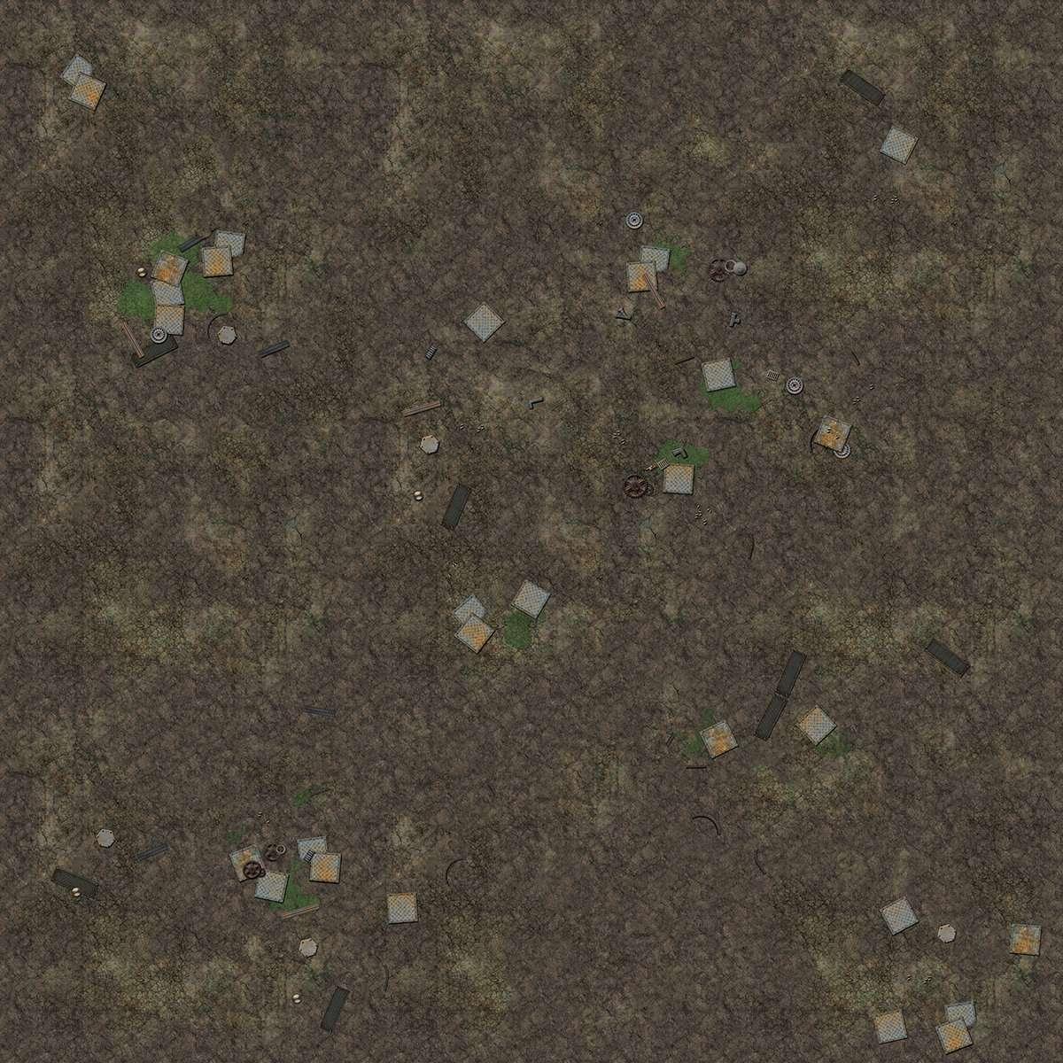 Necromunda / Wasteland 1